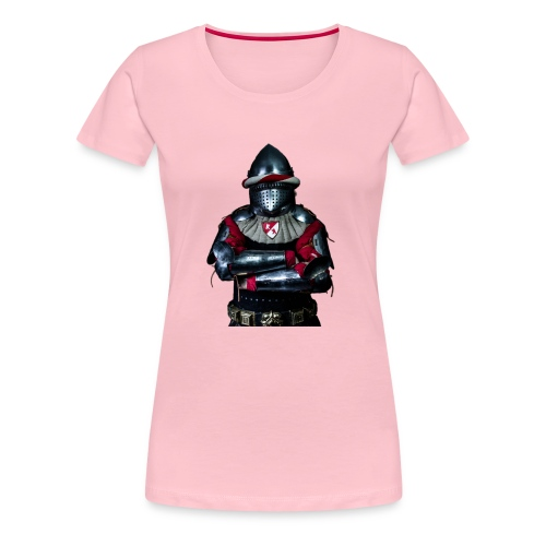 chevalier.png - T-shirt Premium Femme