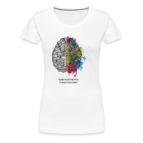 brains - Women's Premium T-Shirt