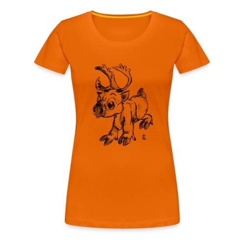 Caribou - T-shirt Premium Femme