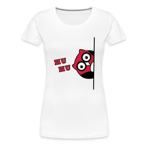 HuHu - Frauen Premium T-Shirt