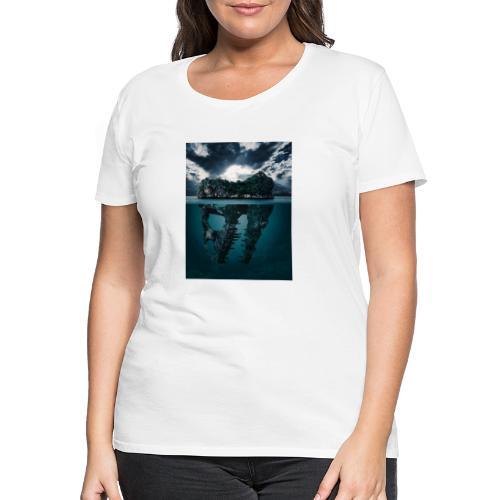 Dreamland 3 - Frauen Premium T-Shirt
