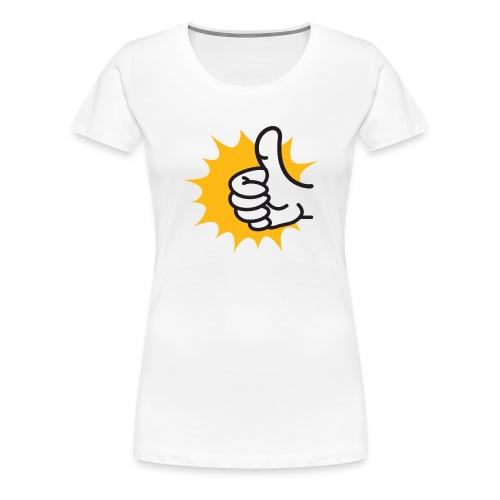 logo-jpg - Maglietta Premium da donna