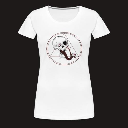 EyeSkull - Frauen Premium T-Shirt