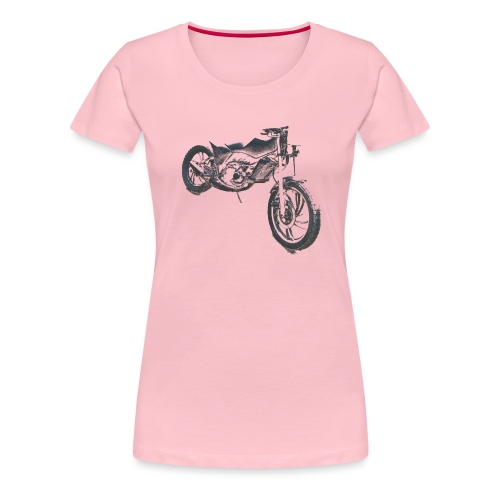 bike (Vio) - Women's Premium T-Shirt
