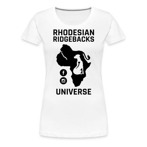 RRU - Premium-T-shirt dam