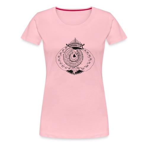 Rettile - Maglietta Premium da donna