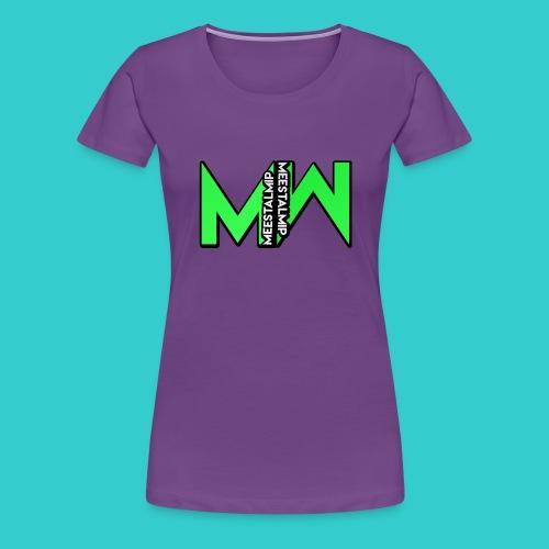 MeestalMip Hoodie - Men - Vrouwen Premium T-shirt