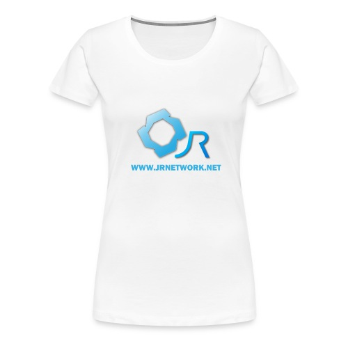 Official Logo - Women's Premium T-Shirt
