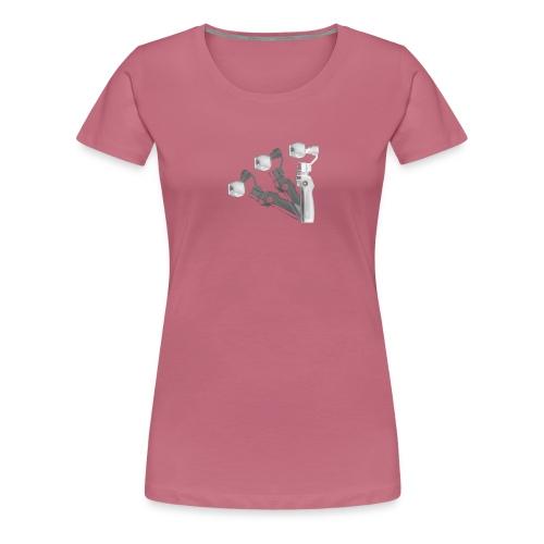 VivoDigitale t-shirt - DJI OSMO - Maglietta Premium da donna