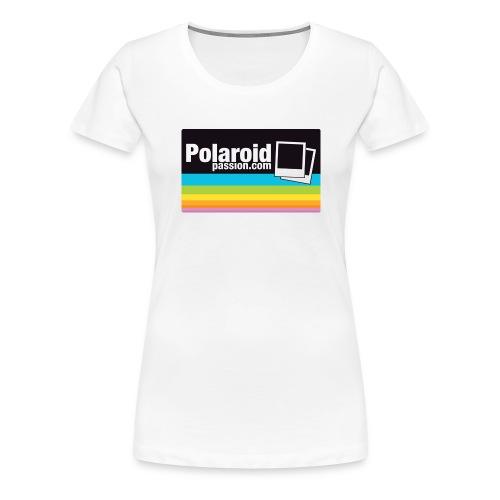 Polaroid Passion com - T-shirt Premium Femme