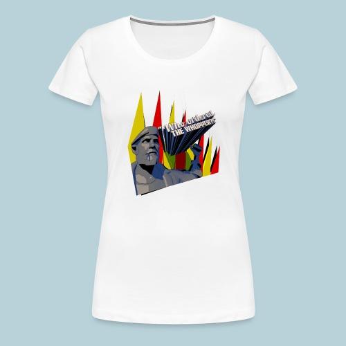 RATWORKS Whopper - Women's Premium T-Shirt