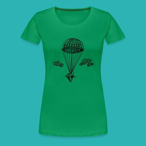 Veleggiare_o_precipitare-png - Maglietta Premium da donna