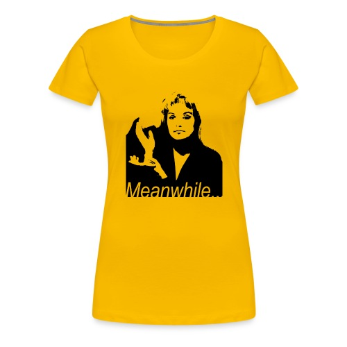 Laura Palmer meanwhile... - Maglietta Premium da donna