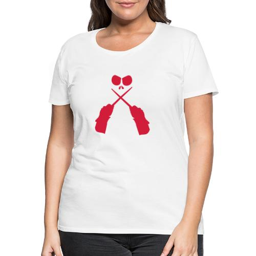 Drum - T-shirt Premium Femme