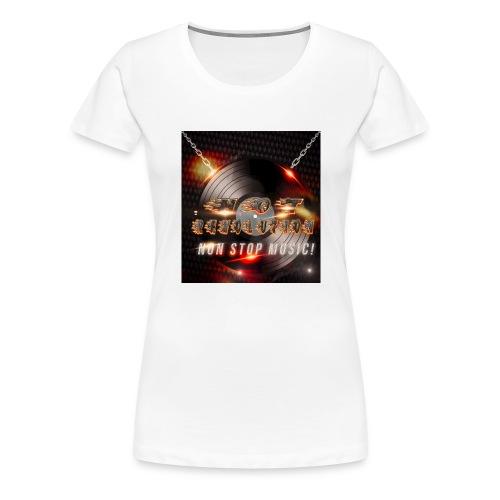 HR Kaffee Tasse - Frauen Premium T-Shirt