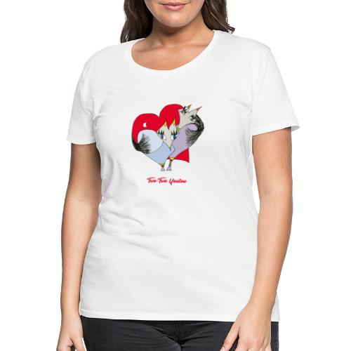 Two-Two Youtou - T-shirt Premium Femme
