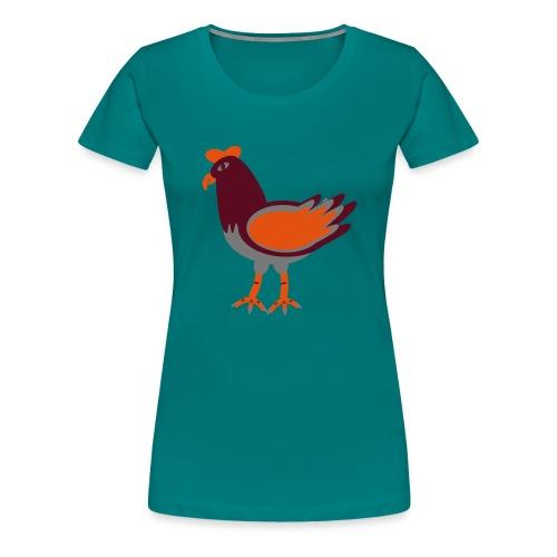 Cock.svg - Maglietta Premium da donna