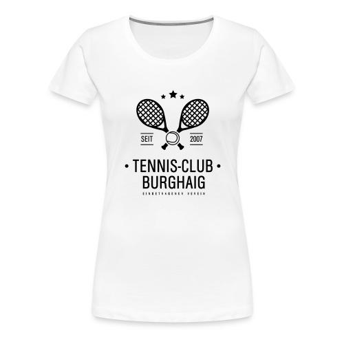TCB-Logo_Bespannung+ - Frauen Premium T-Shirt