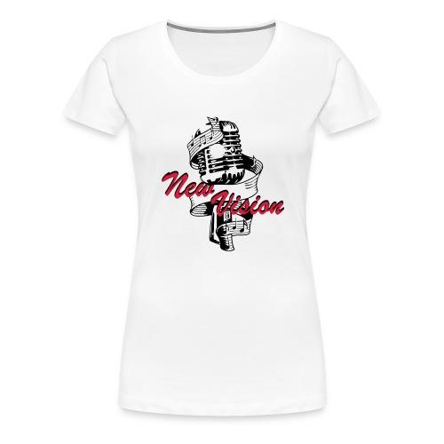 New Vision - Frauen Premium T-Shirt