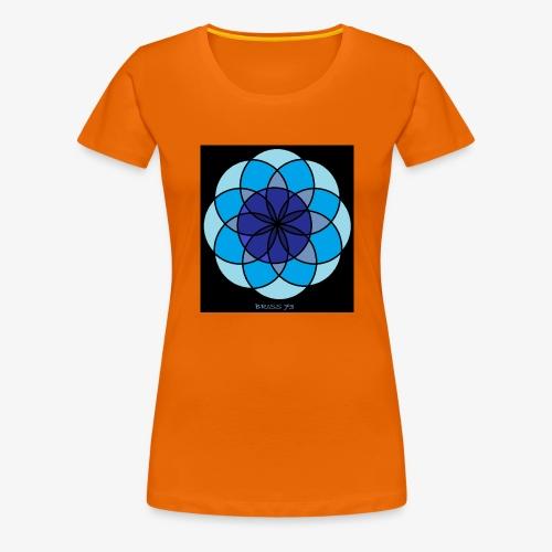 MANTRA DE LA TRANQUILIDAD - Camiseta premium mujer