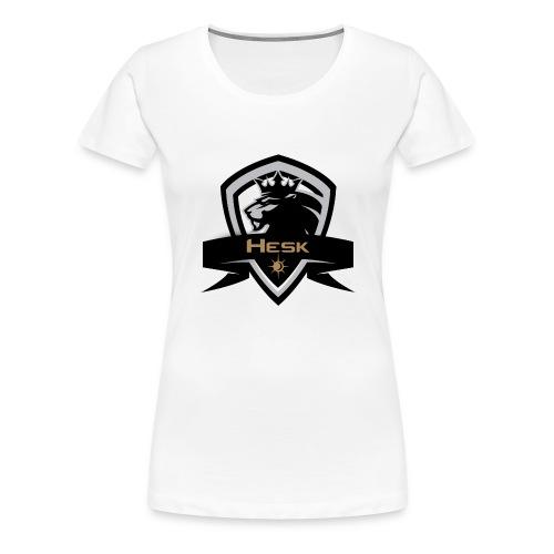 lakingsnewslogo1 png - Frauen Premium T-Shirt