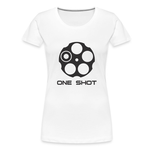 Oneshot - T-shirt Premium Femme