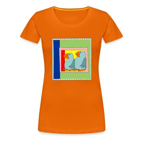 Colorart1 - Maglietta Premium da donna