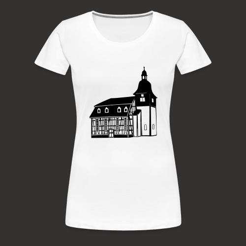 Kirche Kleinbrüchter - Frauen Premium T-Shirt