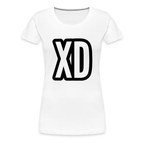 XD - Koszulka damska Premium