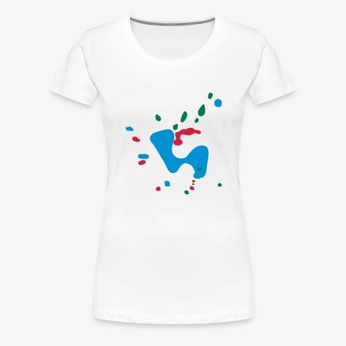 Lauras Welt - Frauen Premium T-Shirt