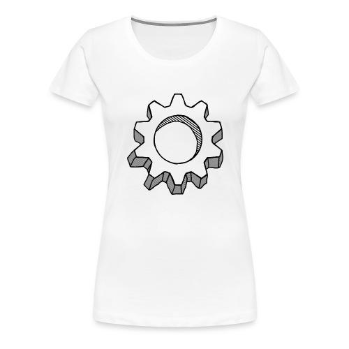 Act-O-Tron! Gear - Frauen Premium T-Shirt