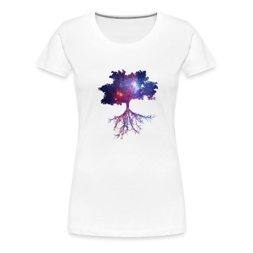 Arbol de la vida - Camiseta premium mujer