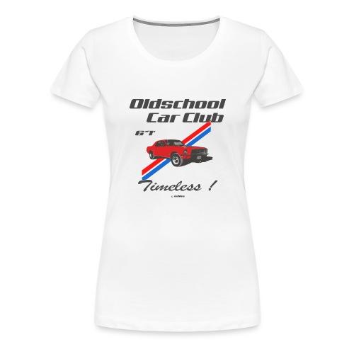 Mustang 67 - T-shirt Premium Femme