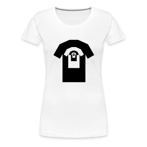 T-Shirt-Ception - Women's Premium T-Shirt