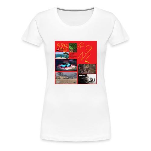 reidgamesnl - Vrouwen Premium T-shirt
