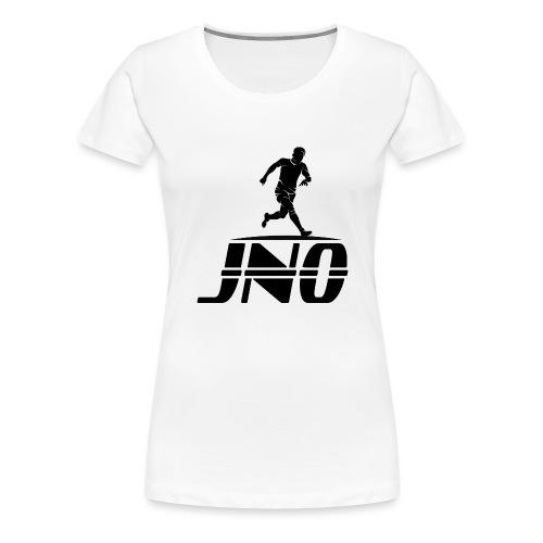 JNO Logo Black - Women's Premium T-Shirt
