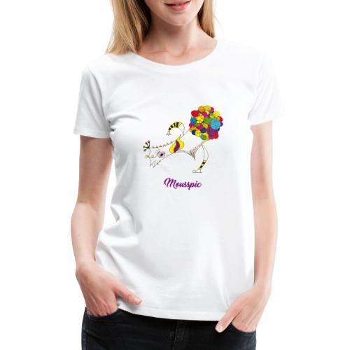 Mousspic - T-shirt Premium Femme