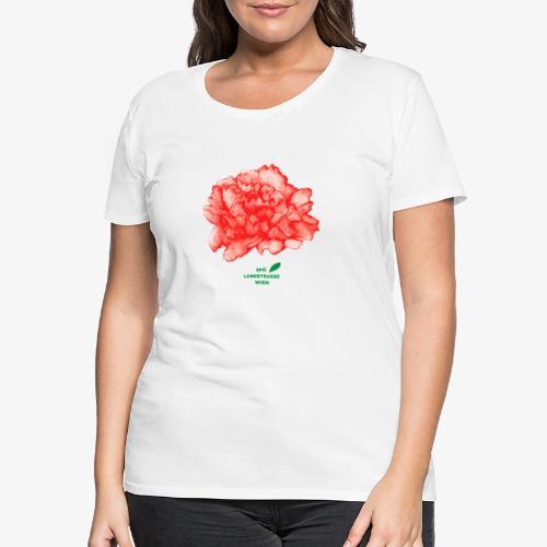 Nelke - Frauen Premium T-Shirt