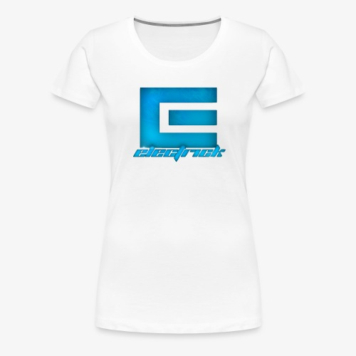 Electrick - Women's Premium T-Shirt