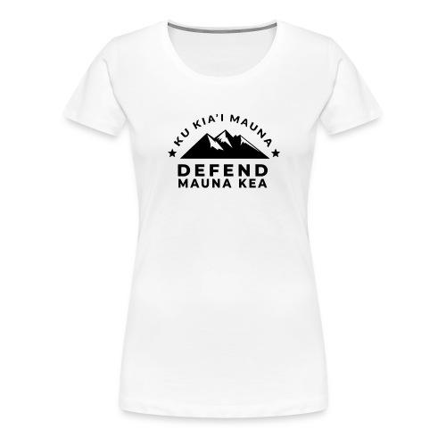 Mauna Kea - T-shirt Premium Femme