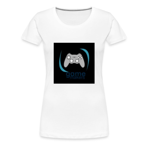 gamemakers - Vrouwen Premium T-shirt