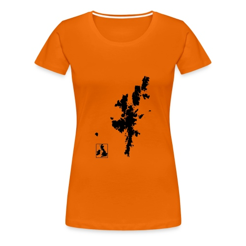 Shetland - Women's Premium T-Shirt