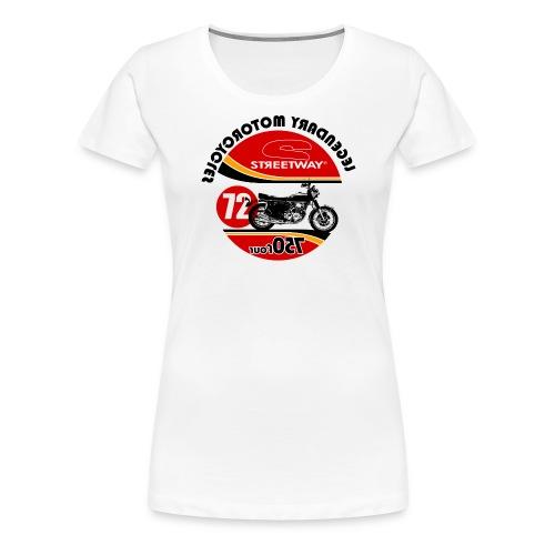 m040 - T-shirt Premium Femme