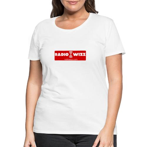 Radio Wizz - Women's Premium T-Shirt