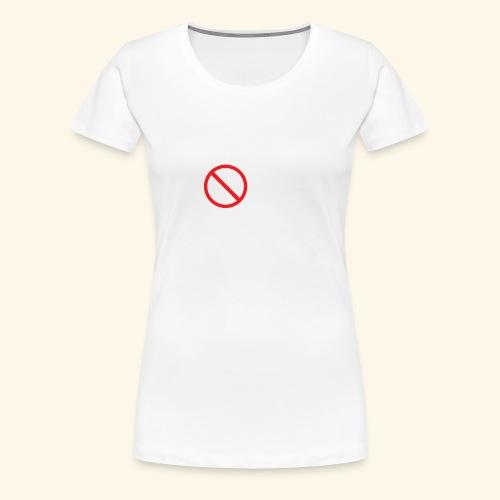 arrêter de lire - T-shirt Premium Femme