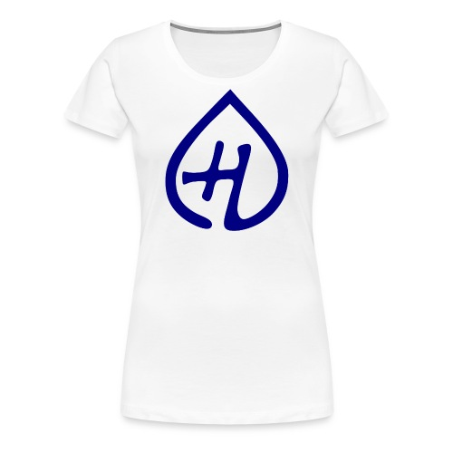 Hangprinter logo - Premium-T-shirt dam