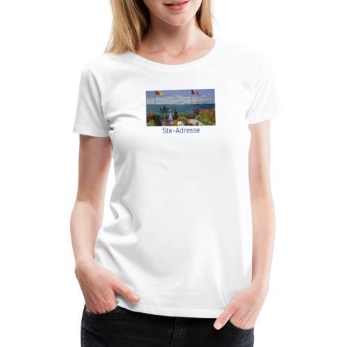 MONET - T-shirt Premium Femme