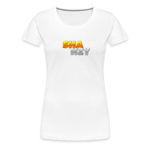 SHANZYDZnorg png - Women's Premium T-Shirt