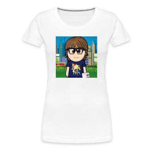 Karaten - Frauen Premium T-Shirt