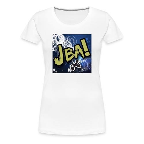 JBAGAMEZ - Women's Premium T-Shirt